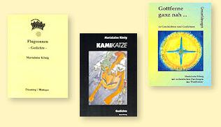 MariaLuise König: Buchveröffentlichungen