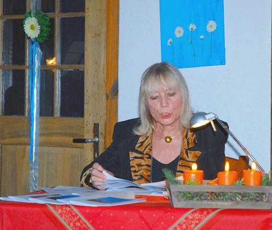 Weihnachtsgeschichten & Gedichte im Schultenhof-Flett (Mettingen) am 18. Dezember 2009