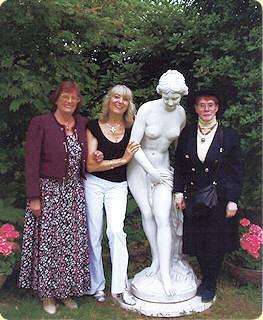 """Lesung """"Im Garten der Aphrodite"""""""